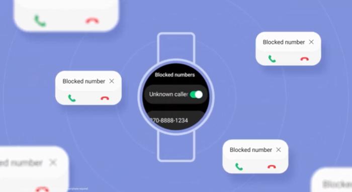 One UI Watch (Imagem: Reprodução/Samsung)