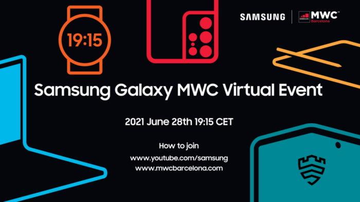 Convite para evento da <a href='https://meuspy.com/tag/Samsung-espiao'>Samsung</a> com o provável <a href='https://meuspy.com/tag/Espionar-Galaxy'>Galaxy</a> Watch 4 (Imagem: divulgação/Samsung)