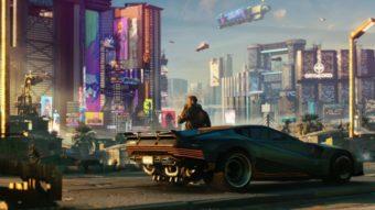"""Cyberpunk 2077 tem desempenho """"satisfatório"""" em consoles, diz CD Projekt"""
