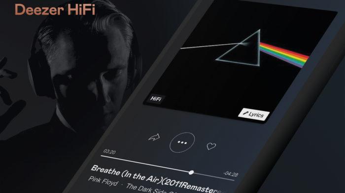 Saiba em qual formato está a música que você ouve (Imagem: Divulgação / Deezer)