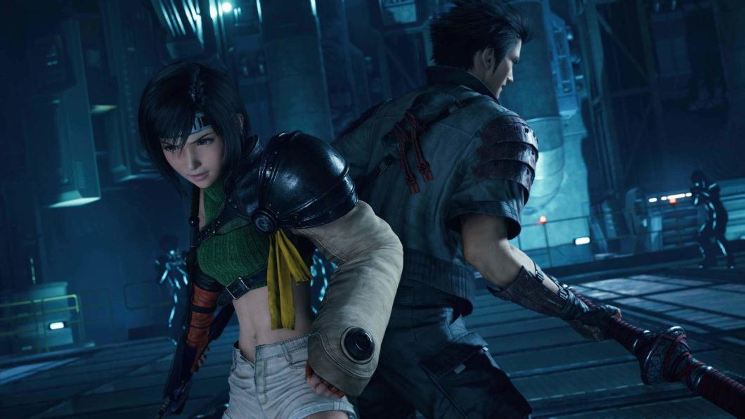 Final Fantasy 7 Intergrade + Intermission chegam ao PS5 (Imagem: Divulgação/Square Enix)