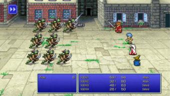 Final Fantasy: jogos clássicos serão relançados em português no Steam