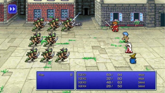 Final Fantasy virá em português para o Steam (Imagem: Divulgação/Square Enix)