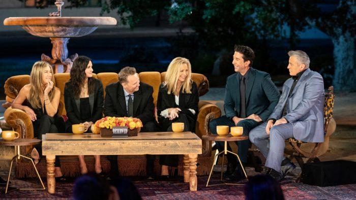 Friends: Reunion estará disponível no HBO Max