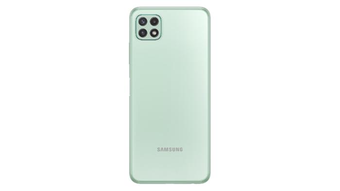 Galaxy A22 5G (Imagem: Divulgação/Samsung)
