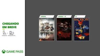 Game Pass de junho tem For Honor, expansão de Minecraft e mais