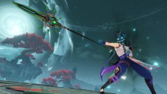 Genshin Impact será lançado na Epic Games Store em junho