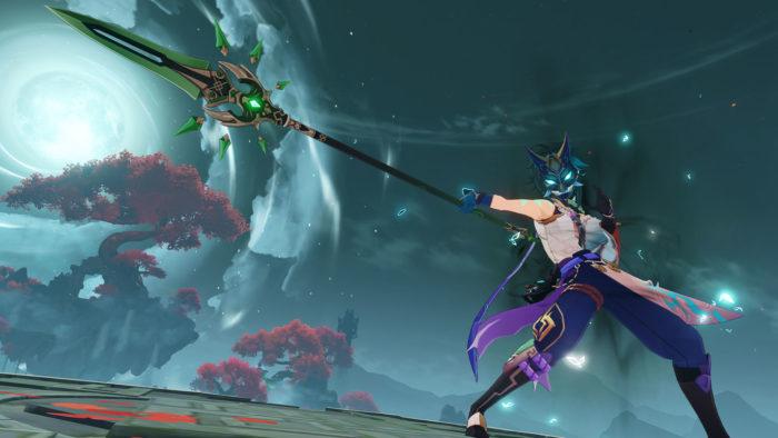 Genshin Impact chega na Epic Games Store (Imagem: Divulgação/Mihoyo)