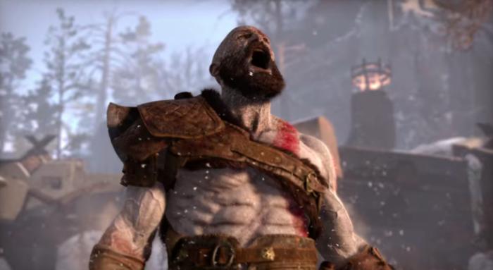 God of War é um dos jogos que ficou mais caro no PS4 (Imagem: Divulgação/Sony)