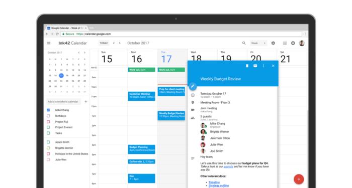 Como definir o horário de trabalho na agenda do Google (Imagem: Google/Divulgação)