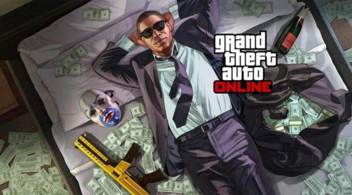 GTA 5 dá adeus a e seu modo online no PS3 e Xbox 360 (Imagem: Divulgação/Rockstar)