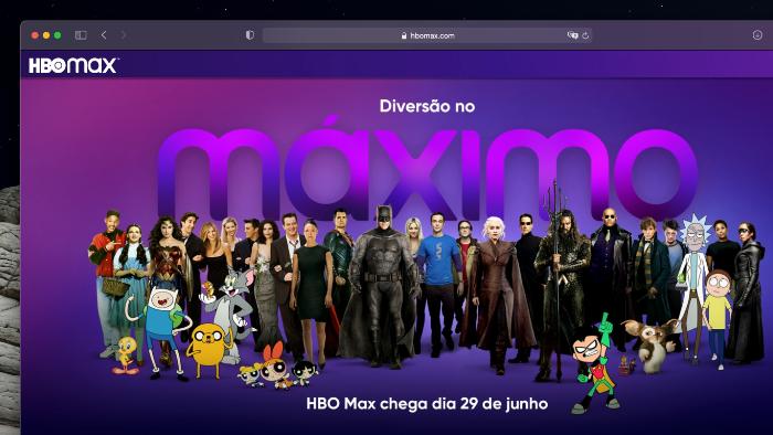 HBO Max chega oficialmente ao Brasil e América Latina