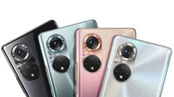 Honor 50 e 50 Pro são lançados com Google Play e câmera quádrupla de 108 MP