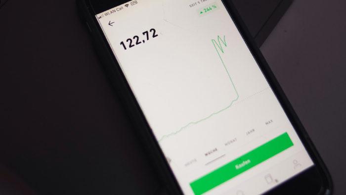 90% dos usuários contraram investimentos por contas digitais (Imagem: Markus Spiske/ Unsplash)