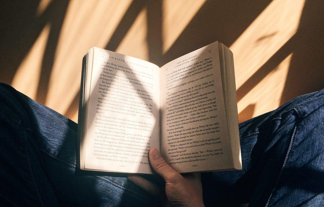 Goodreads encourages authors to be present on the platform (Image: Blaz Photo/Unsplash)