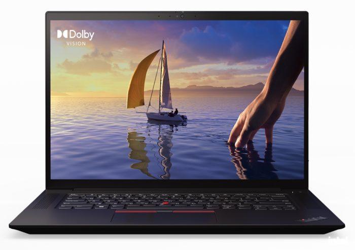 ThinkPad X1 Extreme Gen 4 (image: release/Lenovo)