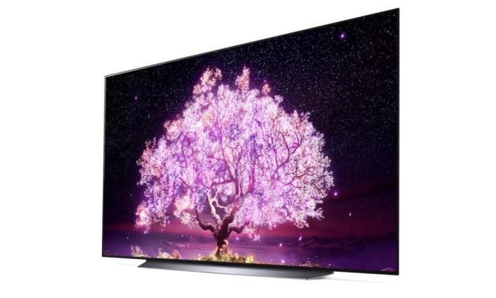 LG C1 OLED TV (Image: Disclosure/LG)