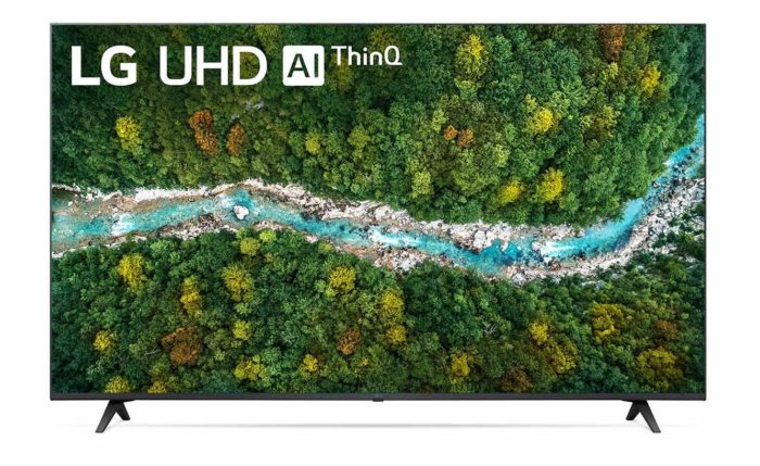 TV 4K LG UP7750 (Imagem: Divulgação/LG)