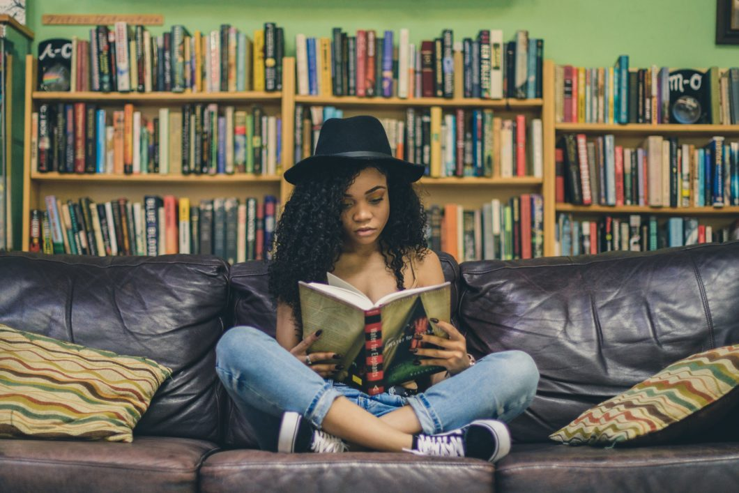 Readers can leave ratings for books on Goodreads (Image: Seven Shooter/Unsplash)