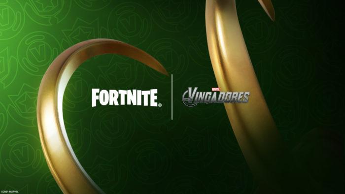 Loki chega a Fortnite em julho (Imagem: Divulgação/Epic Games)
