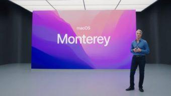 macOS 12 Monterey trará controle universal de iPad, novo Safari e mais