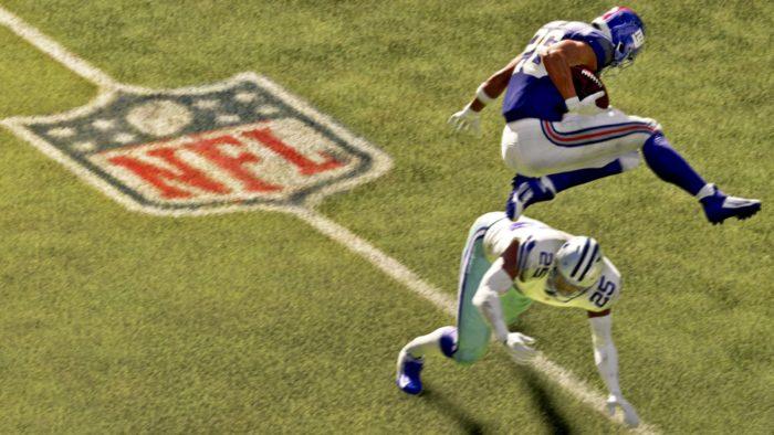 Madden NFL 21 (Imagem: Divulgação/Electronic Arts)