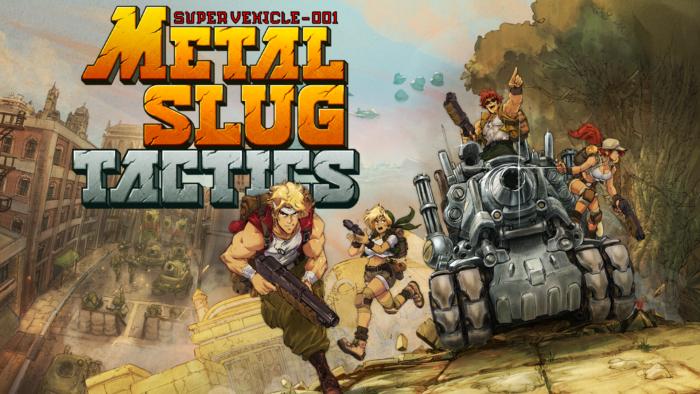 Metal Slug Tactics chegará a PC (Imagem: Divulgação/Dotemu)