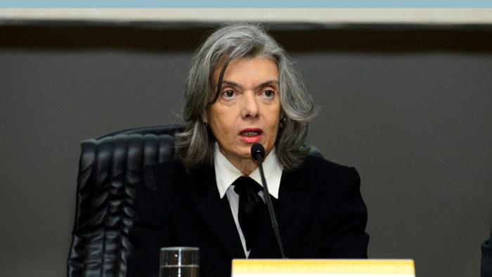 A ministra do STF Cármen Lúcia (Imagem: Gustavo Lima-STJ/Flickr)