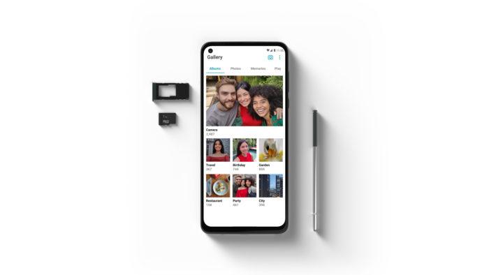 Moto G Stylus 5G (Imagem: Divulgação/Motorola)