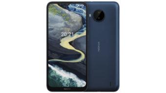Nokia C20 Plus é um celular barato com Android 11 Go e bateria grande
