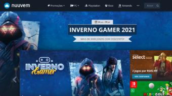 Nuuvem inicia Inverno Gamer com mais de 3 mil jogos de PC mais baratos