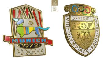 Tradicionais broches olímpicos viram NFTs na Tóquio 2021