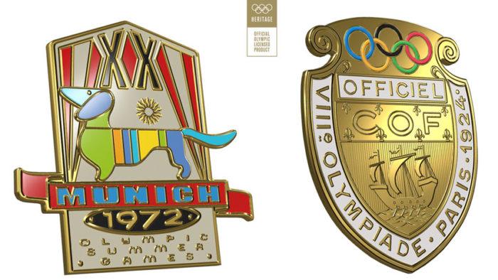 Broches olímpicos dos Jogos de Tóquio 2021 serão vendidos como NFTs (Imagem: Divulgação/ nWay)