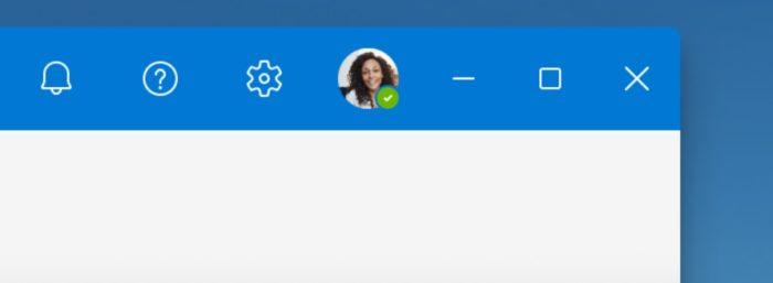 Novos ícones do Outlook para Windows 10 (Imagem: Reprodução/Microsoft)