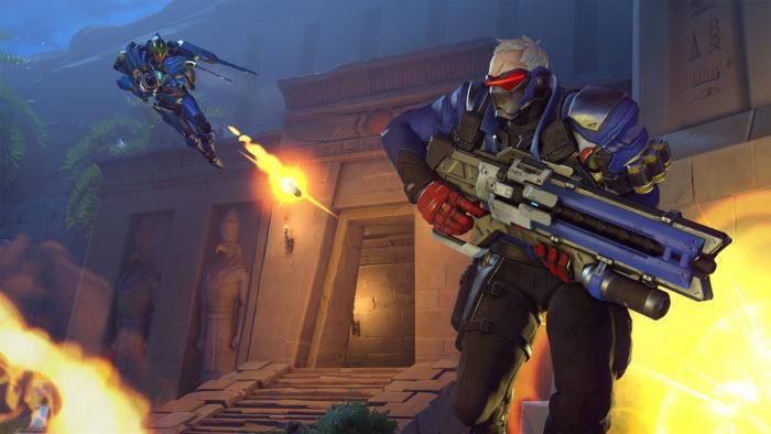 Overwatch (Imagem: Divulgação/Blizzard)