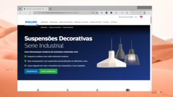 Dona da Philips Hue lança impressão 3D de luminárias no Brasil