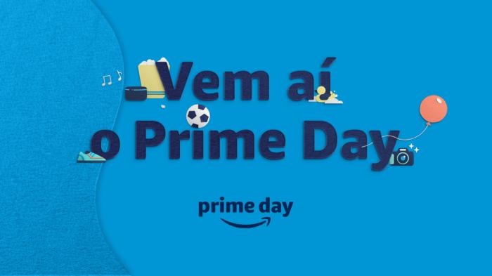 Amazon Prime Day 2021 (Imagem: Divulgação/Amazon)