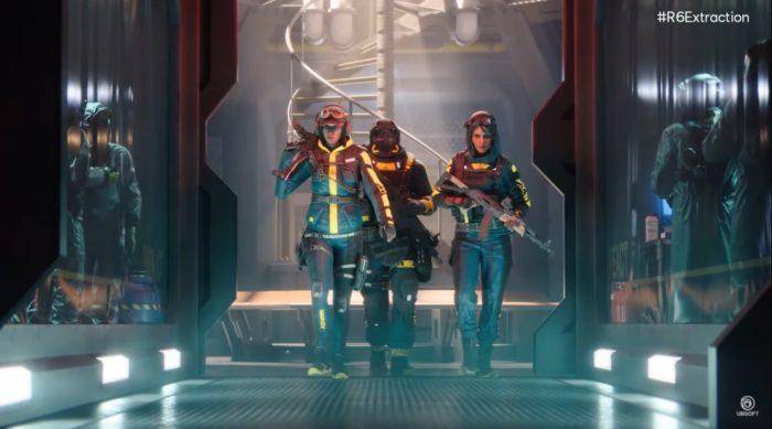 Rainbow Six Extraction (Imagem: Reprodução/Ubisoft)