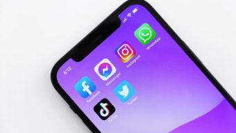 Brasileiros estão usando menos Facebook e WhatsApp para ver notícias, diz pesquisa