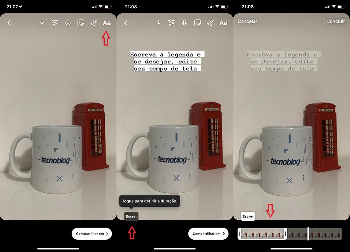 Como fazer Reels com frases no Instagram [Texto e legenda] / Instagram / Reprodução