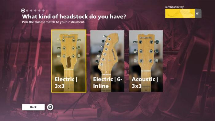 Rocksmith Plus precisa de instrumentos musicais reais para funcionar (Imagem: Divulgação/Ubisoft)