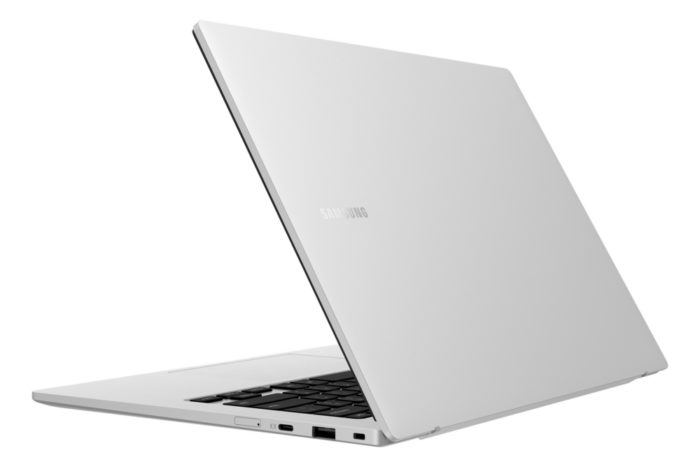 Notebook possui duas portas USB-C (Imagem: Divulgação/Samsung)