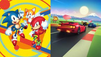 Sonic Mania e Horizon Chase Turbo estão de graça na Epic Games Store