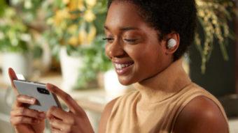 Fone sem fio Sony WF-1000XM4 é lançado como rival do AirPods Pro