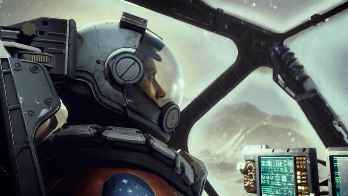 Starfield chega em 2022 e será exclusivo da Microsoft (Imagem: Reprodução)
