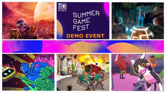 Festival de demos no Xbox (Imagem: Divulgação/Microsoft)