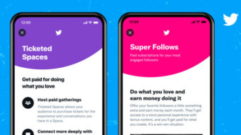 Twitter abre inscrições para testar Super Follows e Spaces pagos