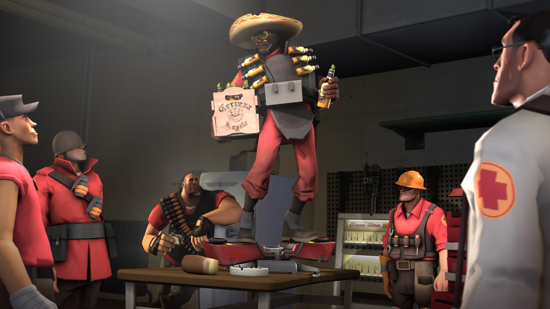 Team Fortress 2 bate recorde de jogadores simultâneos após 14 anos | Jogos