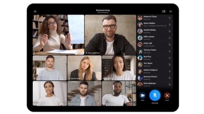 Telegram recebe videochamadas em grupo (Imagem: Divulgação)