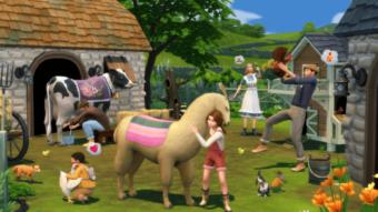 The Sims 4 lança pacote de expansão Vida Campestre para PC e consoles